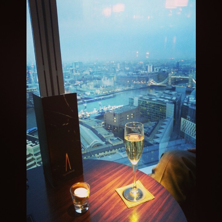 Oblix At The Shard Restaurant Review Sayeliz
